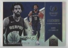 2017-18 Panini Essentials Franchise Foundations 23 Mike Conley Memphis Grizzlies