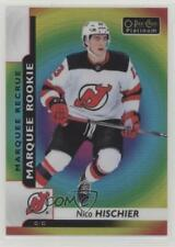 2017 O-Pee-Chee Platinum Rainbow Color Wheel #151 Marquee Rookies Nico Hischier