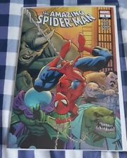 Marvel Comic Amazing Spider-Man #1 2018 First Print Brand New! Mint Condition!