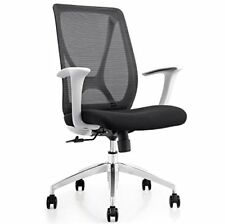 Ergo HQ - Syn-X Office Computer Task Chair Mesh Back/Padded Seat w/ Frame
