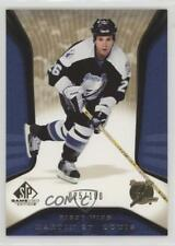2006 SP Game Used Edition Gold #90 Martin St Louis Tampa Bay Lightning St. Card