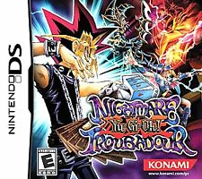 Yu-Gi-Oh Nightmare Troubadour (Nintendo DS, 2005) GAME CARTRIDGE ONLY, FROM USA