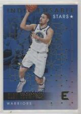2017-18 Panini Essentials Indispensable Stars IS-6 Klay Thompson Basketball Card