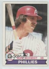 1979 O-Pee-Chee #323 Mike Schmidt Philadelphia Phillies Baseball Card