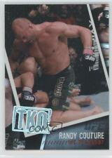 2009 Topps UFC Photo Finish PF-21 Randy The Natural Couture (Randy Couture) Card