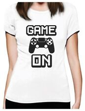 Game On - Awesome Gift For Gamers - Gaming Gamer Women T-Shirt Video Game