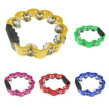 Musical Instrument Tambourine Toy - Percussion Drum Jingles Bell for Party KTV
