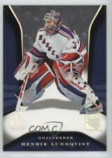 2006-07 SP Game Used Edition Rainbow #67 Henrik Lundqvist New York Rangers Card