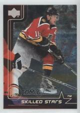 2000-01 Upper Deck Skilled Stars #SS11 Pavel Bure Florida Panthers Hockey Card
