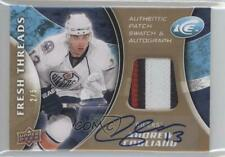 2009-10 Upper Deck Ice #FT-AC Andrew Cogliano Edmonton Oilers Hockey Card