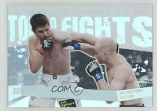 2010 Topps UFC Main Event Top 10 Fights of 2009 TT0911 Condit vs Kampmann Carlos