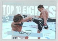 2010 Topps UFC Main Event Top 10 Fights of 2009 #TT092 Diego Sanchez Clay Guida