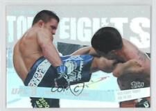 2010 Topps UFC Main Event #TT098 Carlos Condit vs Jake Ellenberger MMA Card