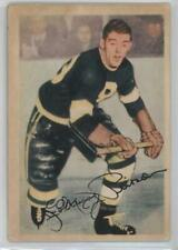 1953-54 Parkhurst #88 Johnny Peirson Boston Bruins Hockey Card