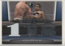 2011 Topps UFC Title Shot Fight Mat Relic #FM-KF Kenny Florian MMA Card