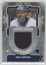 2012 In the Game Between Pipes M-18 Rick DiPietro New York Islanders Hockey Card