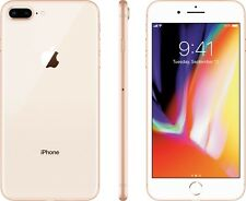 Apple iPhone 8+ Plus - 64GB - Gold / Space Gray / Silver (Unlocked)  (GSM) (CA)