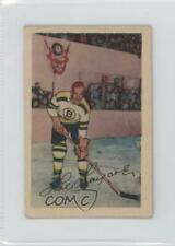 1952-53 Parkhurst #71 Hal Laycoe Boston Bruins Hockey Card