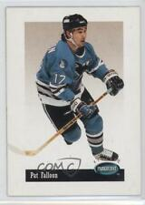 1994-95 Parkhurst Vintage #V70 Pat Falloon San Jose Sharks Hockey Card