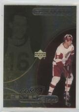 1999-00 Upper Deck Ovation Center Stage #CS16 Gordie Howe Detroit Red Wings Card