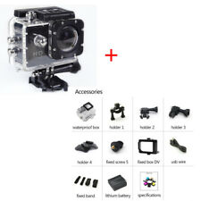 Action Sports Camera Accessories Mini 30-Meter Waterproof HD 4K Camcorder Camera