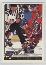 1993 O-Pee-Chee Premier Gold #250 Guy Carbonneau Montreal Canadiens Hockey Card