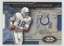 2002 Fleer Box Score Press Clippings 10PC Peyton Manning Indianapolis Colts Card
