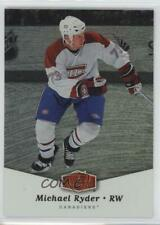 2006-07 Flair Showcase #136 Michael Ryder Montreal Canadiens Hockey Card