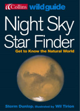 Night Sky Star Finder (Collins Wild Guide), Dunlop, Storm, Used; Good Book