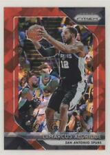 2018-19 Panini Prizm Red Ice #291 LaMarcus Aldridge San Antonio Spurs Card