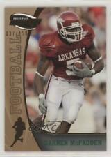 2009 Press Pass Fusion Bronze #49 Darren McFadden Arkansas Razorbacks Card