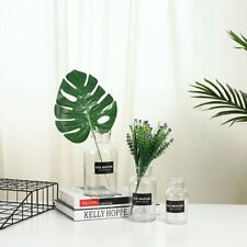 Fypo® Artificial Monstera Palm Fake Leaf Turtle Leaves Photograph Tools Home DIY
