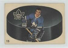 1962-63 Parkhurst #15 Dave Keon Toronto Maple Leafs Hockey Card