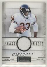 2011 Panini Playbook Grass Roots Materials #46 Devin Hester Chicago Bears Card
