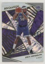 2018 Panini Revolution Fractal 37 Zach Randolph Sacramento Kings Basketball Card
