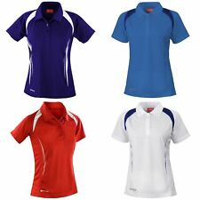 Spiro Womens/Ladies Sports Team Spirit Performance Polo Shirt (RW1469)
