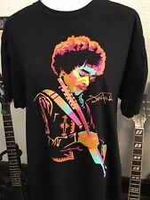 Jimi Hendrix Collectable Graphic Tee Men/Women Size L and XL