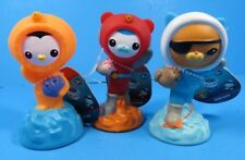 OCTONAUTS ~ SQUIRTING BATH TOY ~ FISHER-PRICE ~ YOU CHOOSE ~ 1 or ALL ~ 1+ SHIP