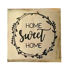 Home Signs Wall Decor