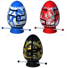 Smart Egg 3D Maze Puzzle Labyrinth Fun Novelty Challenging Brain Teaser Gift