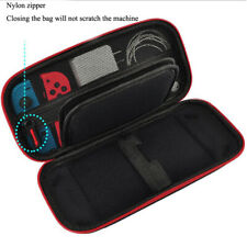 For Nintendo Switch Console Hard Case Bag Travel Carry Glass Screen Protector GT