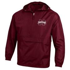 Mississippi State Bulldogs Packable Jacket Champion Wind Jacket