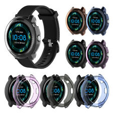 Shell for Garmin Vivoactive 3 Music Protective Case Watch Cover Transparent TPU