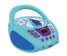 Artikelbild Lexibook RCD108FZ CD Player, Radio, Design Disney Frozen, Aux-in