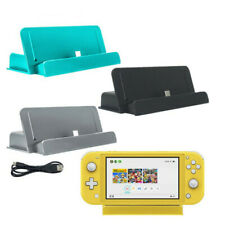 Charging Dock Charger Base Holder Stand for Nintendo Switch Lite Game Console