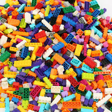 250-1000 Pieces Legoes Building Blocks City DIY Creative Bricks Bulk Model