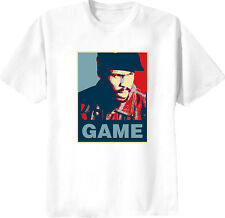 Avon Barksdale Game T Shirt Hope The Wire White
