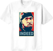 The Wire Omar Indeed T Shirt White Hope