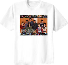 Freaks and Geeks Funny TV Show T Shirt White