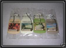 Yankee Candle Car Jar Air Fresheners - Pick Your Scents